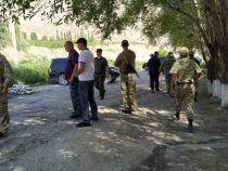 Вовремя конфликта накыргызско-таджикской границе ранено шесть военнослужащих нашей страны