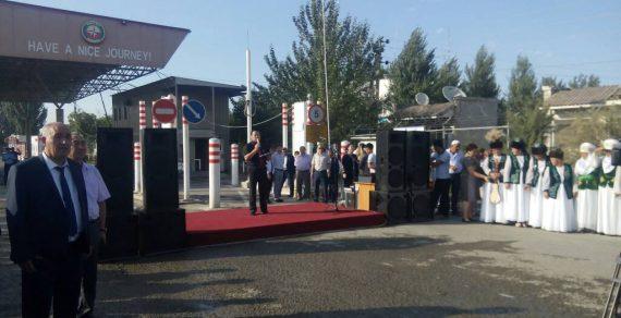 Кыргызстан и Узбекистан открыли четыре новых контрольно-пропускных пункта на совместной границе