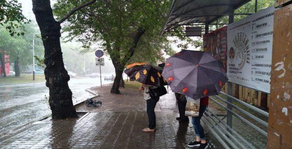 Бишкекчан к концу этой недели ждет существенное похолодание