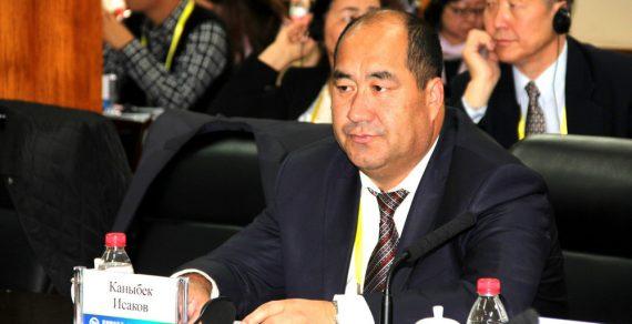 Каныбек Исаков назначен министром образования