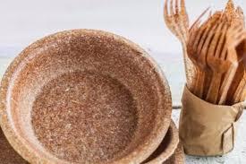 На Алтае изобрели съедобную и полезную посуду