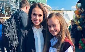 Алина Загитова пошла в 11-й класс