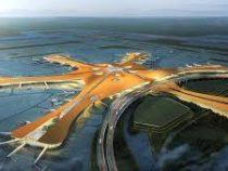 Новая воздушная гавань Пекина введена в эксплуатацию