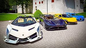 ВШвейцарии саукциона продана коллекция автомобилей сына президента Экваториальной Гвинеи