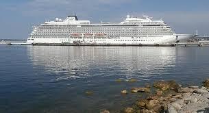 Круизный лайнер «Вайкинг сан» отправился врекордную попродолжительности кругосветку