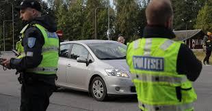 В Эстонии впервые применили новое наказание для водителей