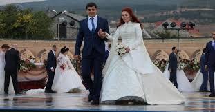 «Большая дагестанская свадьба» вДербенте побила сразу два мировых рекорда