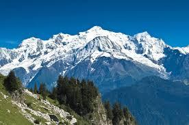 Монблан защитят отбезумных альпинистов