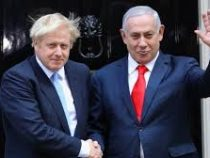 Нетаньяху оконфузился, назвав британского премьера Борисом Ельциным