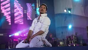 Российский певец Дима Билан извинился за выступление в нетрезвом виде в Самаре на День города