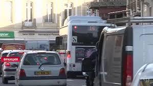 Работники общественного транспорта Парижа объявили сегодня забастовку