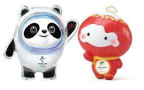 Талисманом Зимних олимпийских игр вПекине стала панда Бин Дуньдунь