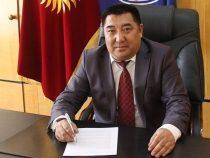Полномочный представитель правительства в Нарынской области Аманбай Кайыпов подал в отставку