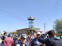 Массовой эвакуации людей на кыргызско-таджикской границе нет