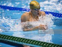 Кыргызстанец Денис Петрашов выиграл серебро начемпионате Азии поплаванию