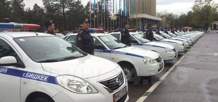 Патрульная милиция приступит кработе с1октября