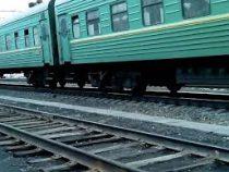 Движение поезда «Бишкек – Кара-Балта» приостановят на сутки