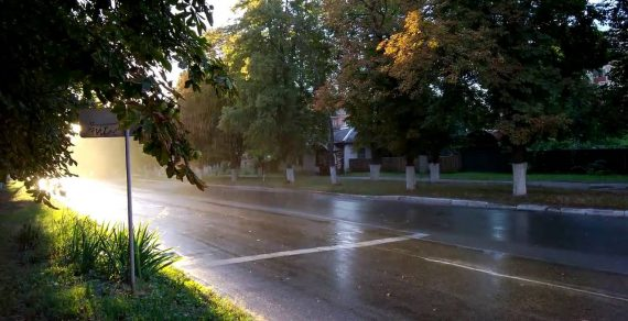 Разнонаправленной будет погода в Бишкеке в ближайшие семь дней