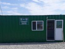 В Таласской области введен в эксплуатацию фитосанитарный пункт