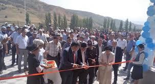 В Узгенском районе сдали в эксплуатацию две новые школы