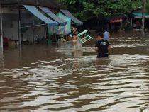 В Таиланде бушует мощное наводнение