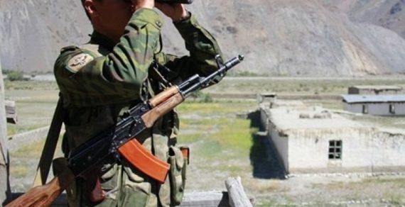 Обстановка на кыргызско-таджикском участке на данный момент относительно стабильная