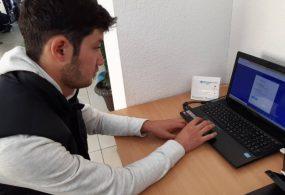 В трех ЦОНах Бишкека появились зоны самообслуживания