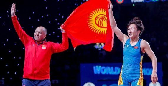 Официально: Айсулуу Тыныбекова — чемпионка Азиатских игр 2018 года