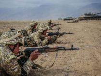 В Кыргызстане стартовали военные учения «Центр-2019»