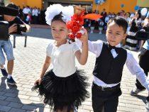 Новый учебный год начинается сегодня вКыргызстане
