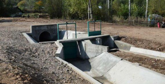 В Джети-Огузском районе построят водозабор