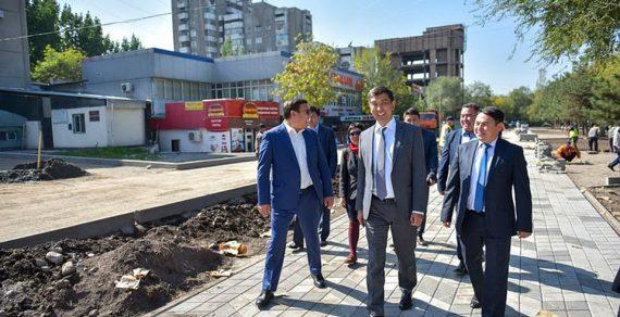 В Бишкеке появится свой Арбат