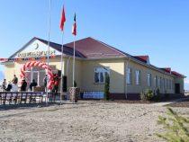 В Нарынской области построили новую школу