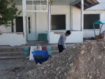 В Баткене ремонтируют инфекционную больницу