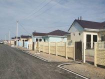 В Баткенской области для 106 нуждающихся семей построили дома