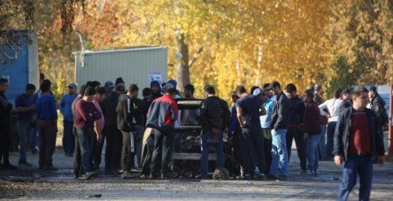 Драка кыргызстанцев в Новосибирске. Возбуждено уголовное дело