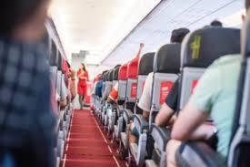 В США пилот и стюардесса подрались на борту самолета