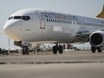 «Эйр Манас» отменил сегодня все рейсы из Бишкека в Ош и обратно