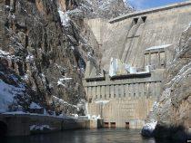 В Токтогульском водохранилище воды почти на 2 млрд кубов меньше, чем в 2018-м