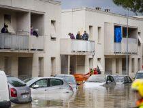 Юг Франции находится во власти сильнейших наводнений