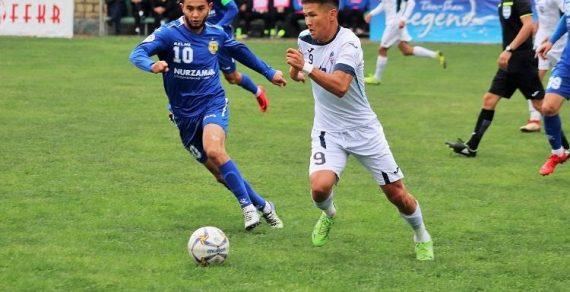 «Дордой» вышел влидеры Кыргызской премьер-лиги по футболу