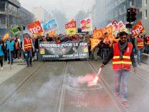 В Италии проходит всеобщая забастовка