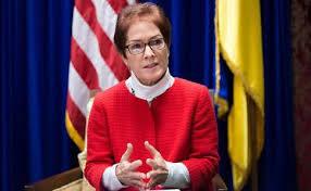 Дональд Трамп отозвал посла США вКиеве Мари Йованович