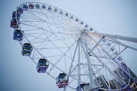 В Москве  построят самое высокое в Европе колесо обозрения