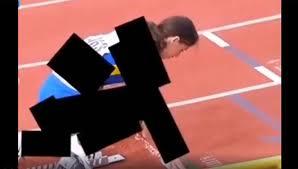 Иранское телевидение транслирует чемпионат легкоатлетов с купюрами