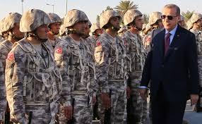 Турция объявила о начале военной операции в Сирии