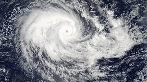 К Японии приближается мощный тайфун «Хагибис»