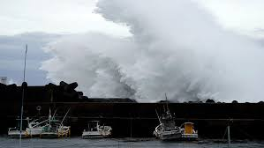 Мощный тайфун «Хагибис» обрушится наЯпонию