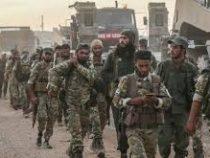 Турецкие войска полностью завладели городом Телль-Абъяд