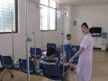 В китайской больнице продавали иглы от капельницы известного певца